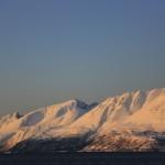 L'île de Kagen et son superbe sommet